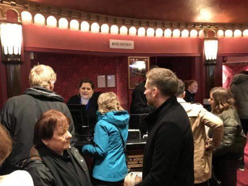 メリーポピンズ box office
