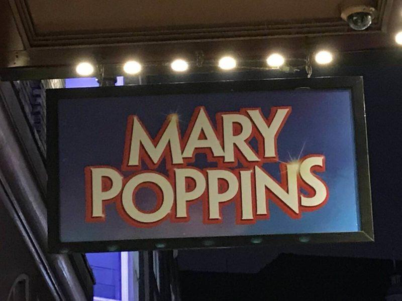 メリーポピンズ