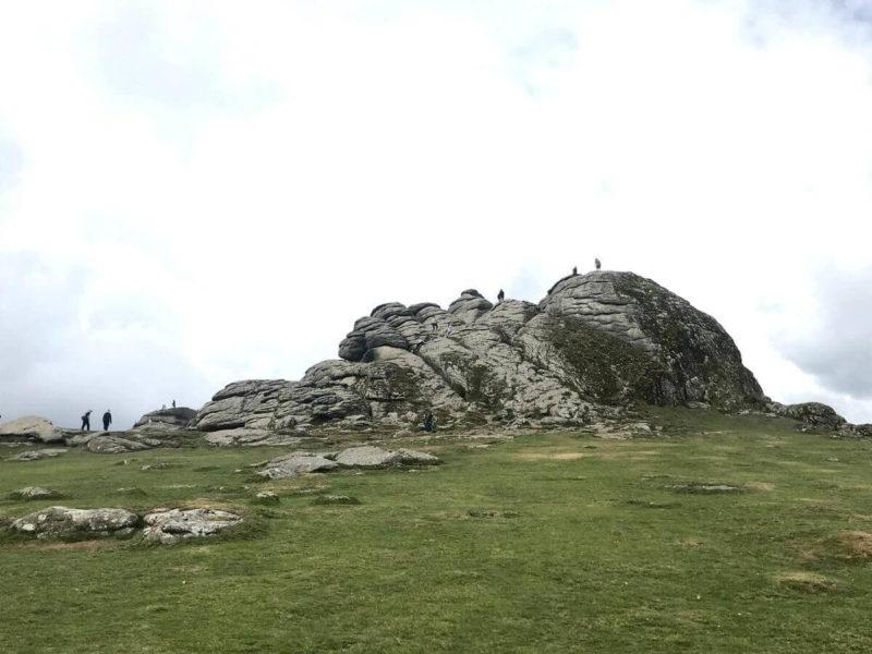 ダートムーア国立公園 ヘイトア・ロック