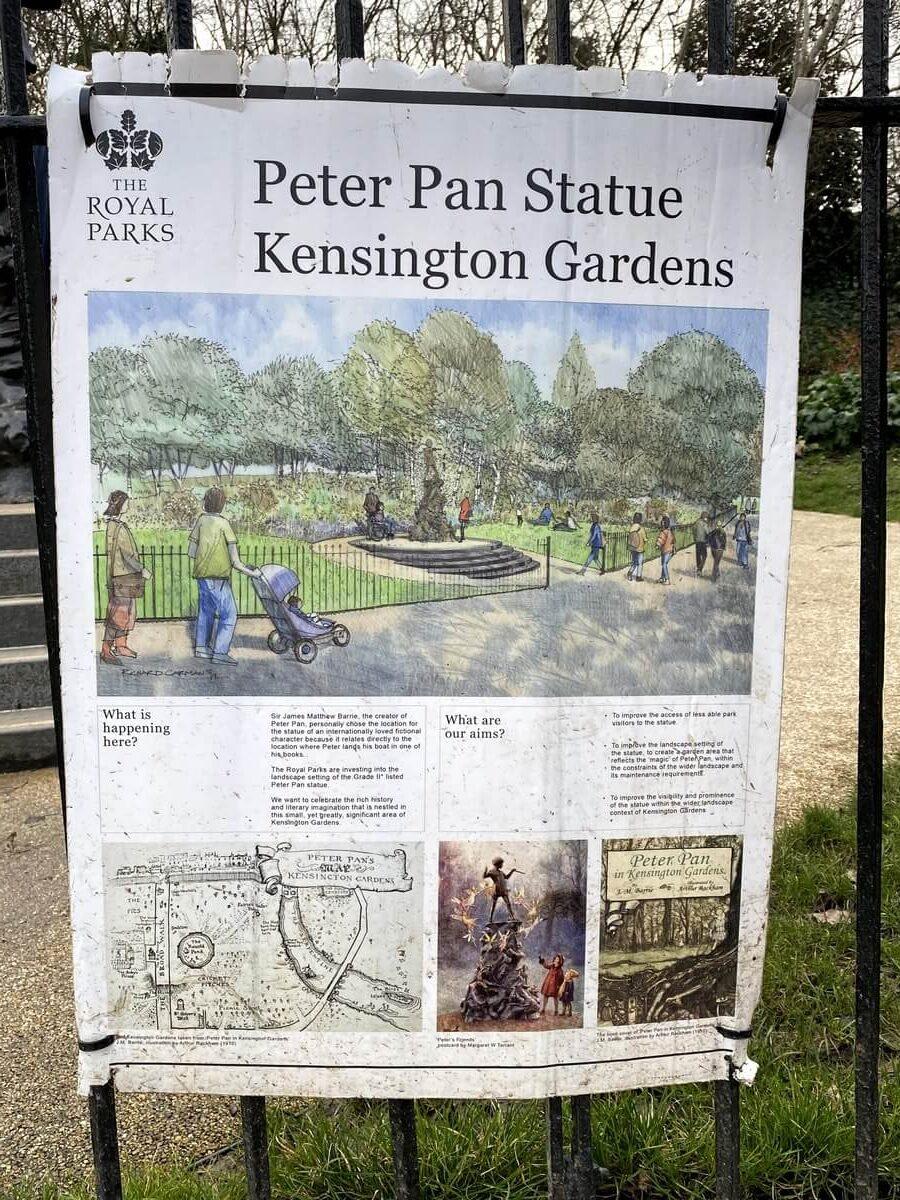 ハイド・パークとケンジントン・ガーデン